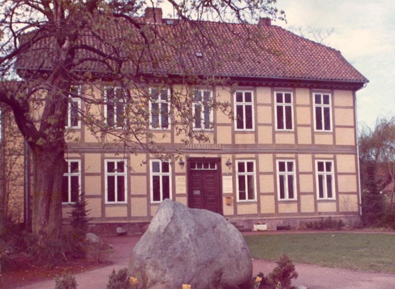 Die alte Superintendentur 1973. Haus 1