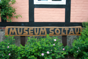 Museumsschild Soltau